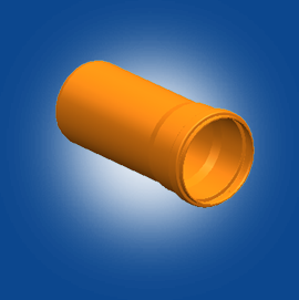 UDS (Underground drainage system) pipes fittings